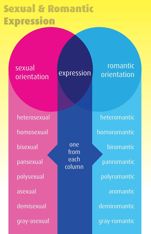 mixed orientation sexuality | The Thinking Aro: https://thethinkingasexual.wordpress.com/tag/mixed-orientation...